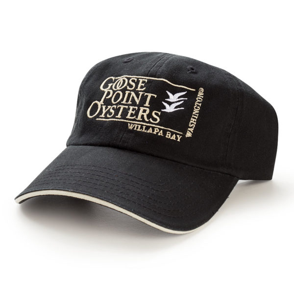 Goose Point Hat black-tan