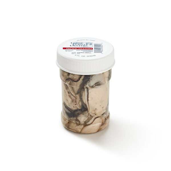 Goose Point Shucked Oysters 8oz Jar