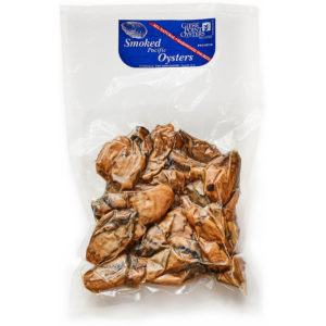 Goose Point Smoked Oysters
